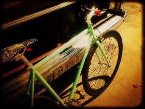 Buddah's Bike