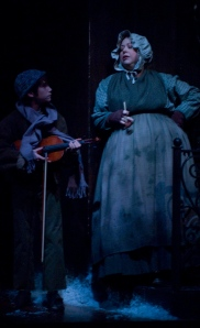 """A Christmas Carol"", The Goodman Theater, Chicago"