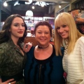 "Sharon Sachs: ""Two Broke Girls"", CBS"