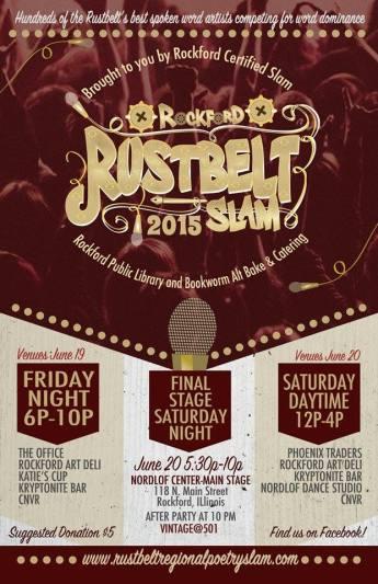 Rustbelt Regional Poetry Slam